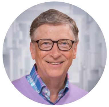 Who's Who de la Tech - Bill Gates, Microsoft