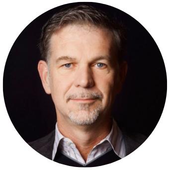Who's Who de la Tech - Reed Hastings, Netflix