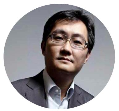 Who's Who de la Tech - Ma Huateng, Tecent