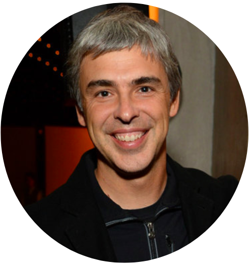 Who's Who - Larry Page, Google