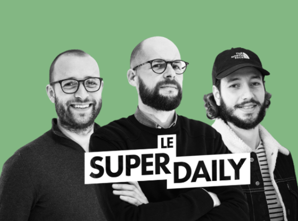 Podcast- rester à la page avec le Super Daily