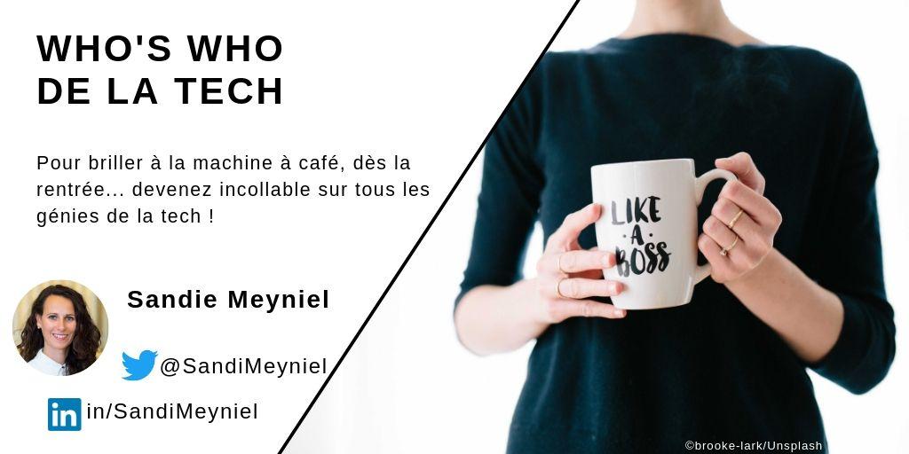 Who's who de la Tech