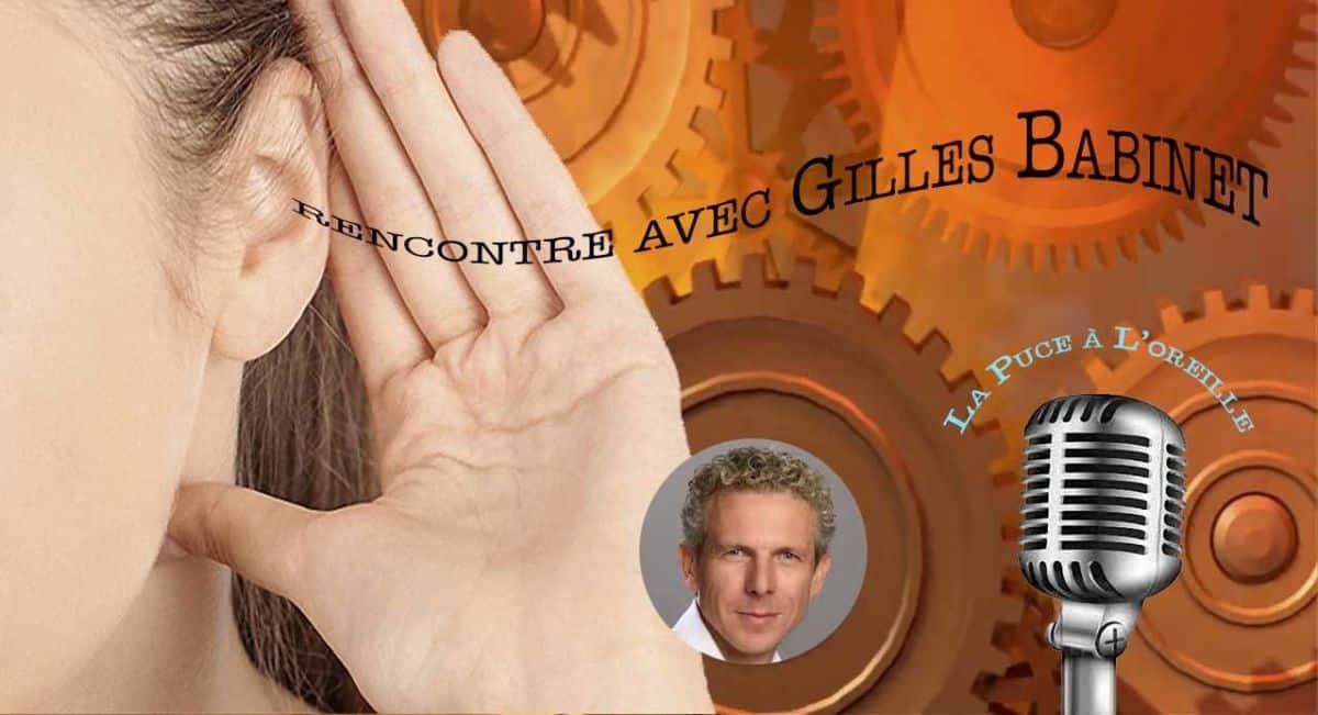 Podcast Gilles Babinet