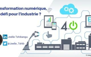 Industrie 4.0 transformation digitale dans l'industrie