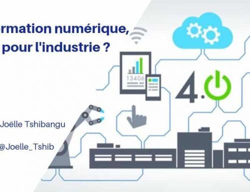 La transformation numérique, un défi pour l'industrie ?