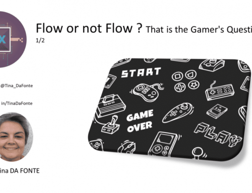 Flow or not Flow, that is the Gamer's Question 1/2
