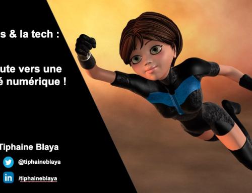 Les femmes et la tech : en route vers une mixité numérique !