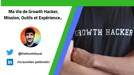 Ma vie de Pirate du Growth