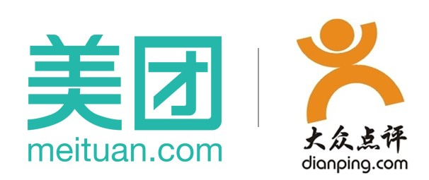 Digital en Chine - Géants chinois TMD Meituan Dianping 美团 大众点评 logo