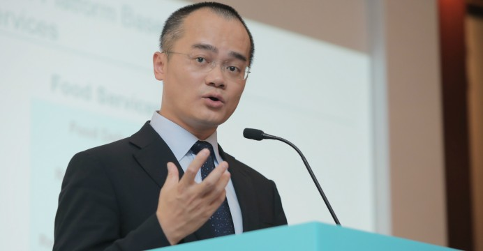 Digital en Chine - TMD WANG XING CEO Meituan Dianping