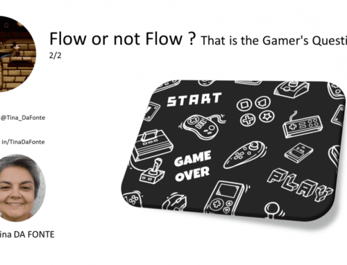 Flow or not Flow, that is the Gamer's Question 2/2