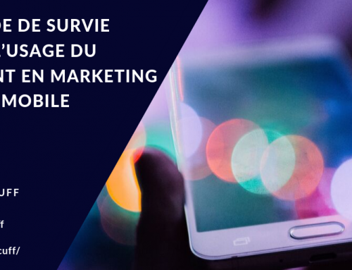 Guide de survie à l'usage du débutant en marketing mobile