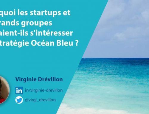 Pourquoi les startups et les grands groupes devraient-ils s'intéresser à la stratégie Océan Bleu ?