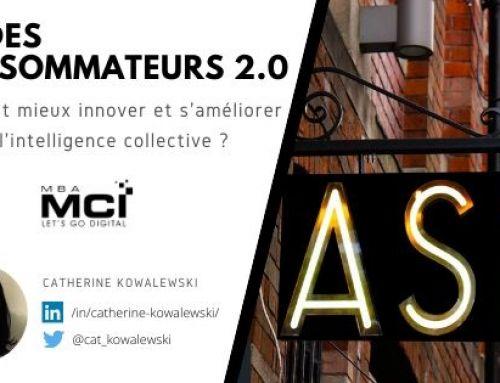 Etudes consommateurs 2.0 – Comment mieux innover et s'améliorer grâce à l'intelligence collective ?