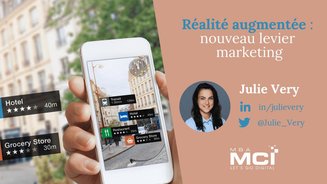 marketing réalité augmentée