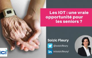 Bannière Blog - IOT et seniors