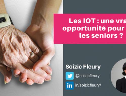 Les IOT : une vraie opportunité pour les seniors ?