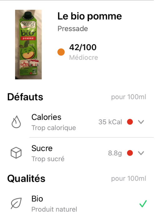 Transparence-alimentaire-Jus-Bio-Pomme-Yuka