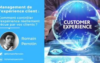 Management experience client