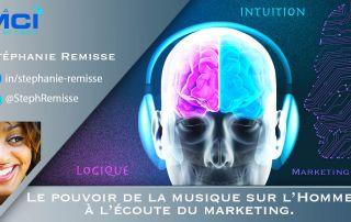 musique Homme cerveau marketing