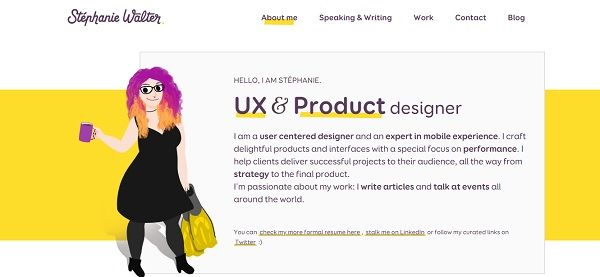 blog UX-design Stephanie Walter