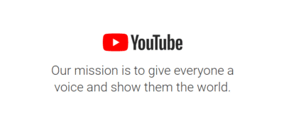 slogan youtube