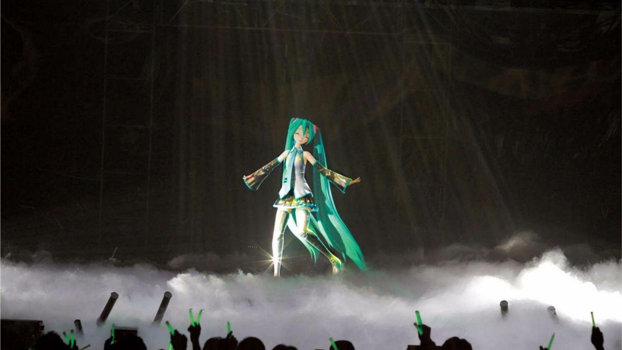 Hatsune Miku, l'hologramme kawaï