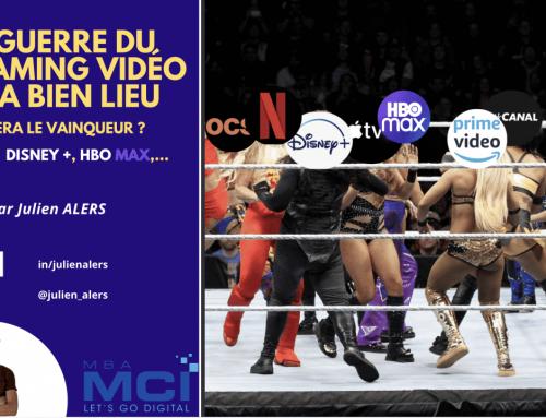 La guerre du streaming vidéo aura bien lieu  (Netflix, Disney+, Amazon Prime,…)