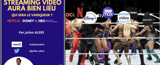 julien alers plateforme streaming vidéo video netflix disney+ hbomax canal+ apple OCS peacock