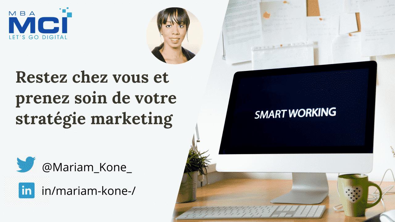 Mariam Koné marketing digital