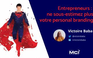 personal branding entrepreneur Victoire Baba