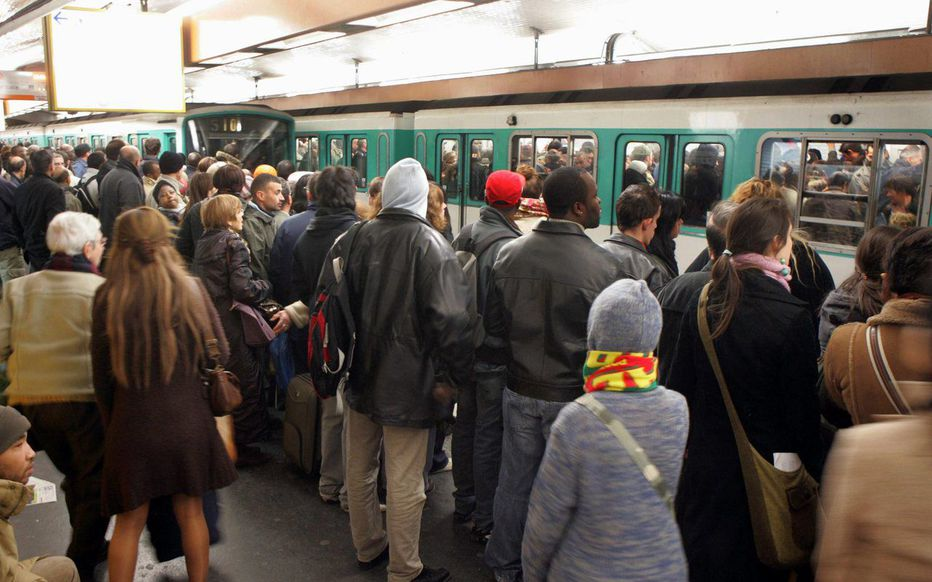 Transports communs metros RER surcharges