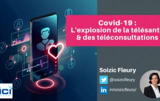 Bannière blog - Covid-19 et téléconsultations