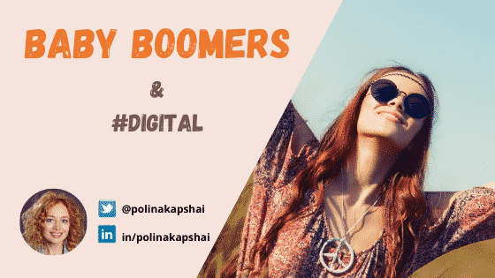 Baby Boomers et le digital