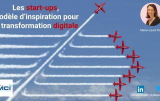 Start-up & transformation digitale