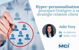Hyper-personnalisation