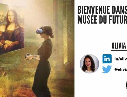 Bienvenue dans le musée du futur!