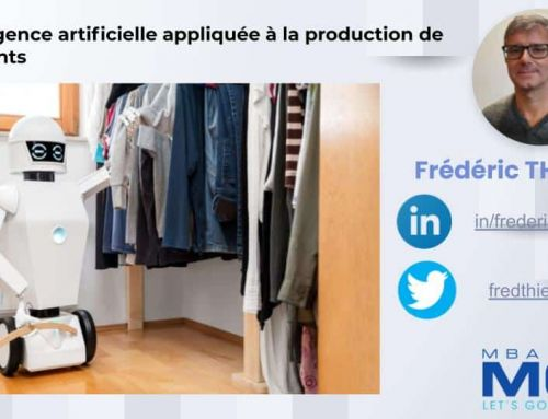 Intelligence artificielle et production de vêtements