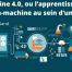 L'usine 4.0, ou l'apprentissage humain-machine au sein d'une usine