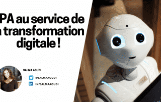 RPA transformation digitiale