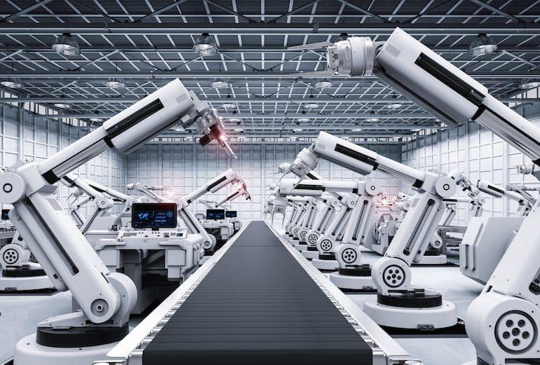 l'intelligence artificielle optimise la production