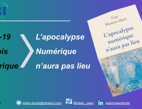 Covid-19, Emplois, Numérique: l'apocalypse n'aura pas lieu.