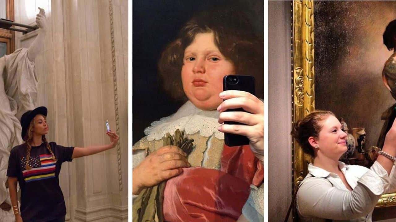 musée du selfie