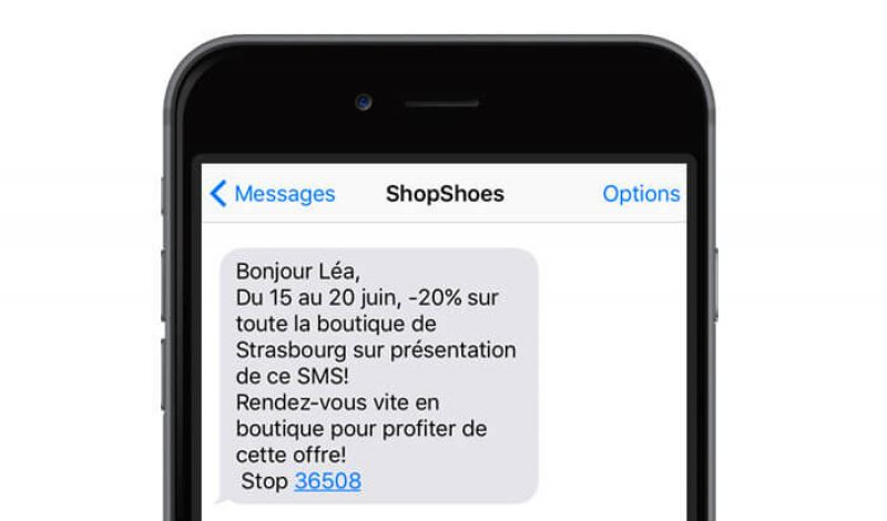 SMS marketing en 2020