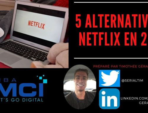 5 plateformes de contenu audiovisuel en 2020