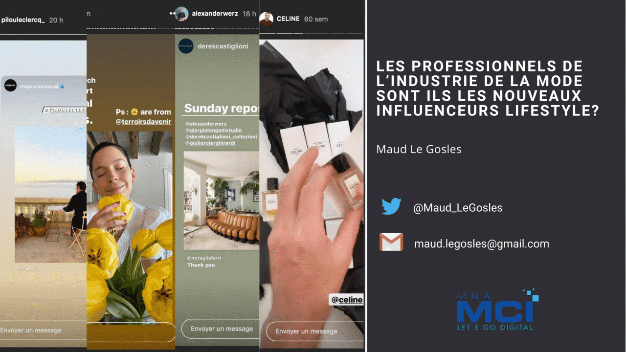 Titre article visuels influenceurs