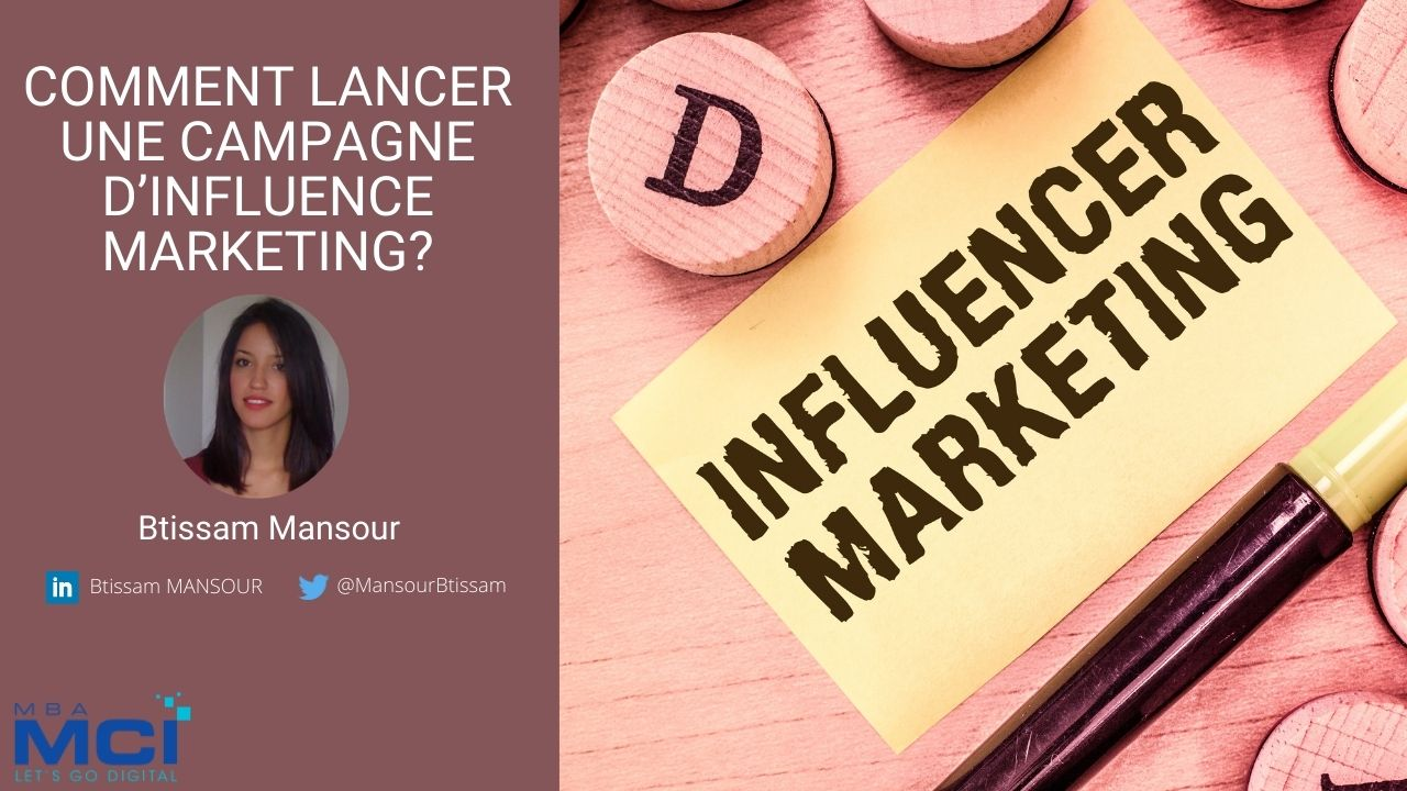 Influence Marketing-Btissam Mansour