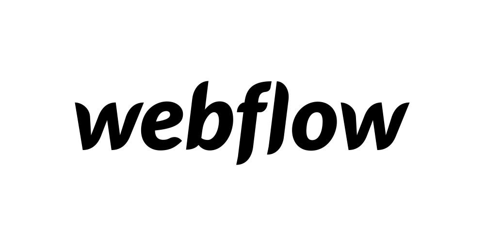 Logo-webflow-pour-creer-des-sites-internet- no code