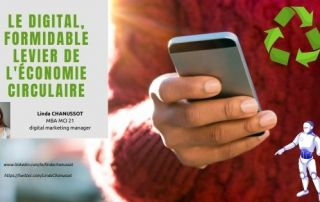 blog MBAMCI economie circulaire digital