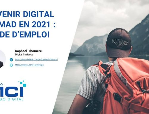 DEVENIR DIGITAL NOMAD EN 2021 : MODE D'EMPLOI